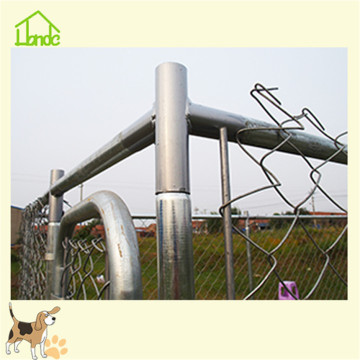 Factory direct outdoor large dog kennel cages/crate