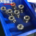 1.3343 Material Collapsible Core Mold Insert