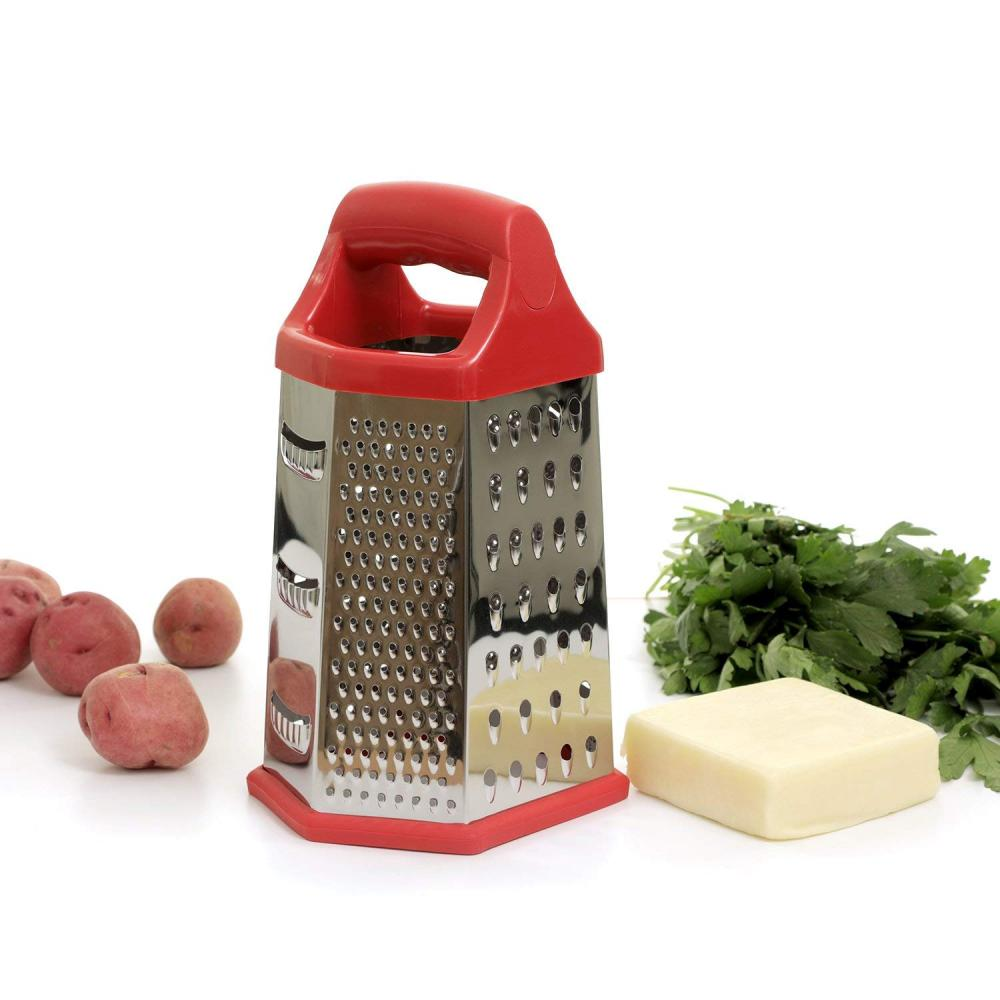 6 Sides Stainless Steel Grater