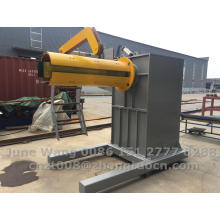 10Tons pneumatic auto coil decoiler