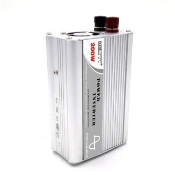 Continuous Power 200W Pure Sine Wave Mini Inverter