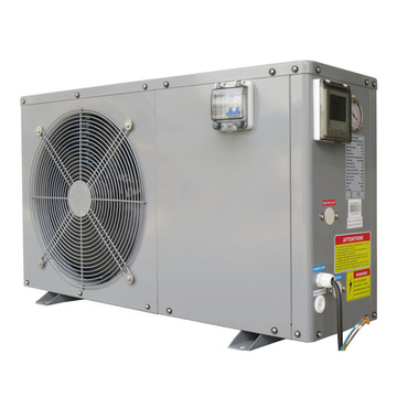Air to water heat pump for home use