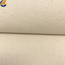 pure cotton solid dyed canvas duck fabric