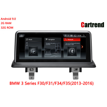 3 Series F30/F31/F34/F35 Monitor Multimedia