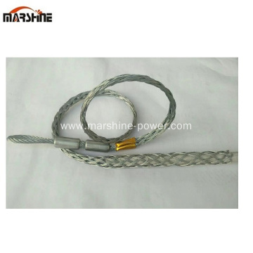 Open End Cable Pulling Grip Wire Pulling Sock