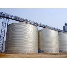 2000 Tons Assembly Corrugated Grain Silo