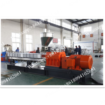 Plastic granulation extruder machine underwater