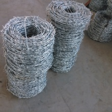 Wholesale Galvanized Barbed Wire With Customizable