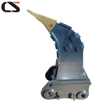 Excavator single flange ripper