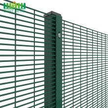 High quality galvanized Powder coated security 358fence