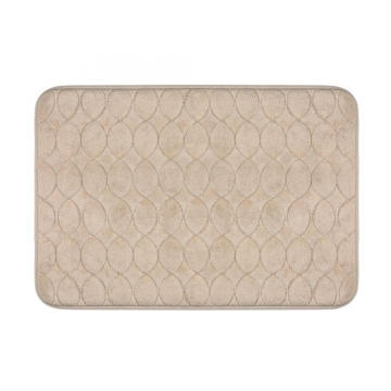 Memory Foam Bath Mat Non Slip Backing
