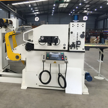 Nc Press Coil Feeder Straightener Uncoiler Machine