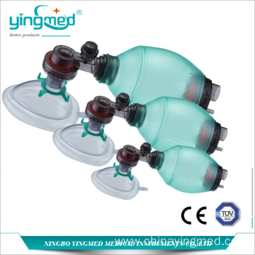 Disposable SEBS Resuscitator Ambu Bag