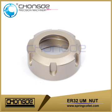 Ultra precision high durability ER32UM nut