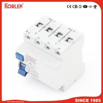 High Performance Residual Current Circuit Breaker 10mA 300mA