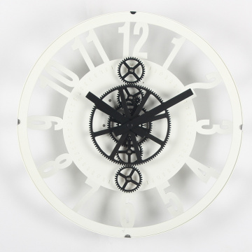 12 Inches Hollowed-out Nice Looking Wall Clock