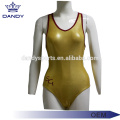 Гимнастикаи матоъҳои Elegant Metallic Leotards фурӯхта