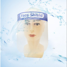 Reusable Clear Plastic Full Protective Face Shield Visor