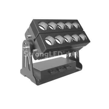 80W 2 Pixels RGBW LED Flood Lights TF2A