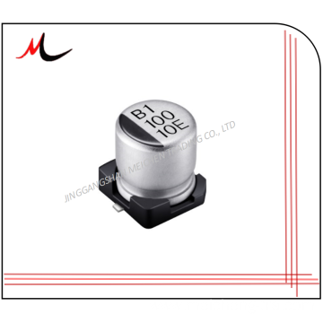 SMD type capacitor 100uf 6.3v 5*5.4