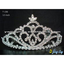 Wholesale Crystal Cheap Hair Accessories