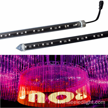 2meter Led 360degree Dmx Meteor tubes 12v