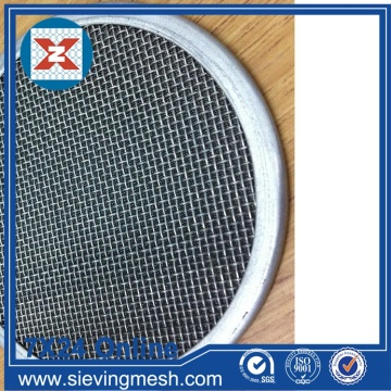 Multilayer Metal Filter Disc