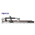 Rubber Roller Rubber Strip Cutting Machine For Mine