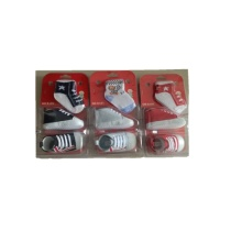 Export to Africa baby walking shoes with socks