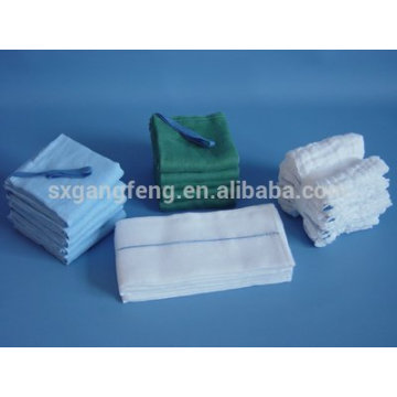 Abdominal Swabs 100% Cotton Sterile or Non Sterile