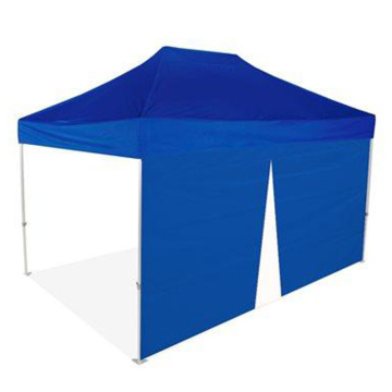 Best Price Bule Color Tent With Side Wall