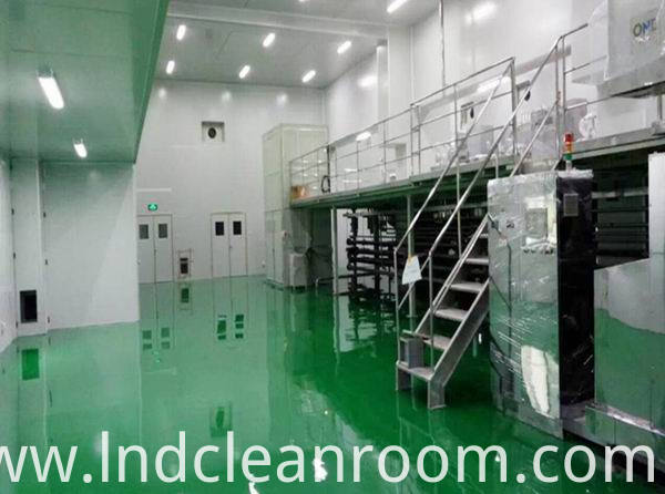 Kenya cleanrooms for Cosmetics