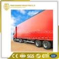 Vinyl Coated Fabric High Strength Truck Cover
