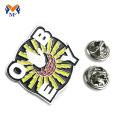 Create metal pin badges custom for gifts
