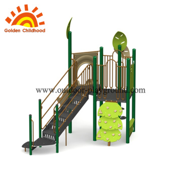 Series garden kids outdoor play equipment