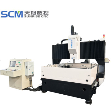 Deep Hole CNC Flange Drilling Machine