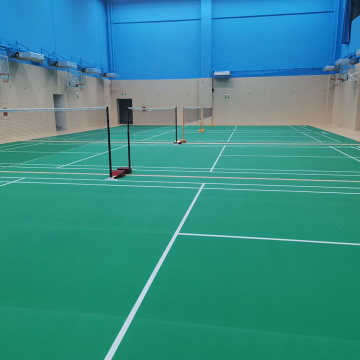 PVC sports floor for Gymnasium place stadium place