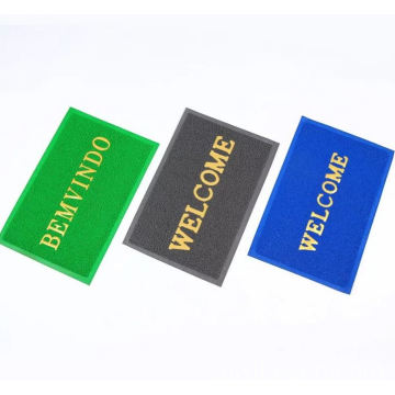 Hot sale welcome door mat entrance mat