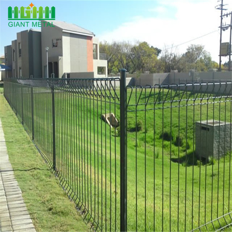 PVC Coated Wire Roll Mesh Fence for Sale
