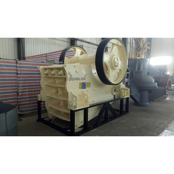Heavy Duty Jaw Crusher