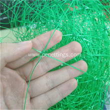 HDPE cheap strong climbing plant support net