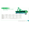 Farm Cultivator of Medium Size Box Serie
