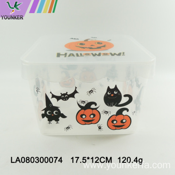 Halloween party catering supplies can be recycled