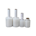 Hand use packaging stretch film wrap roll