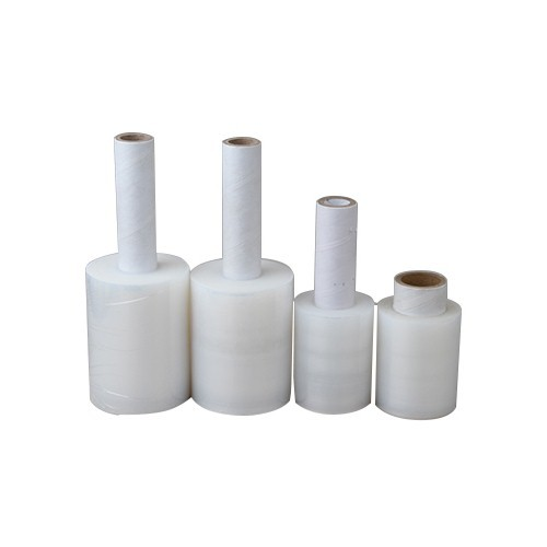 Clear plastic stretch wrap film for moving