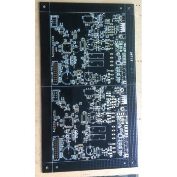 4 layer black solder PCB