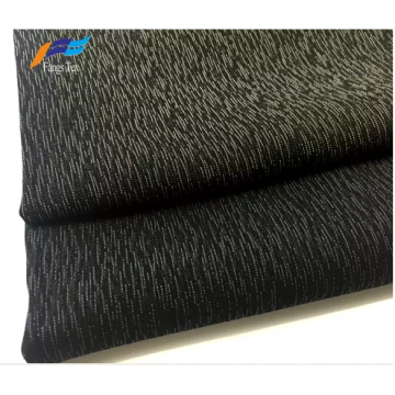 Hot Sale Abaya Black Pine Skin Clothes Fabric