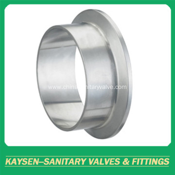 ISO/IDF Sanitary tri-clamp ferrules fittings