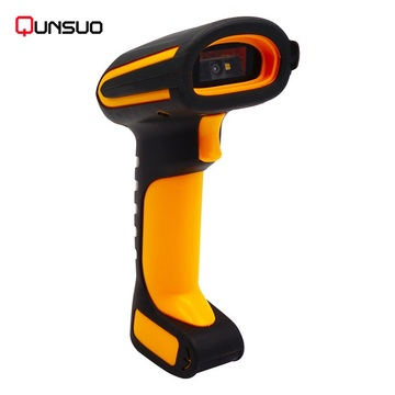 OEM Rugged barcode scanner handheld Bluetooth interface