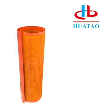 polyurethane sheet with high quality screen surface